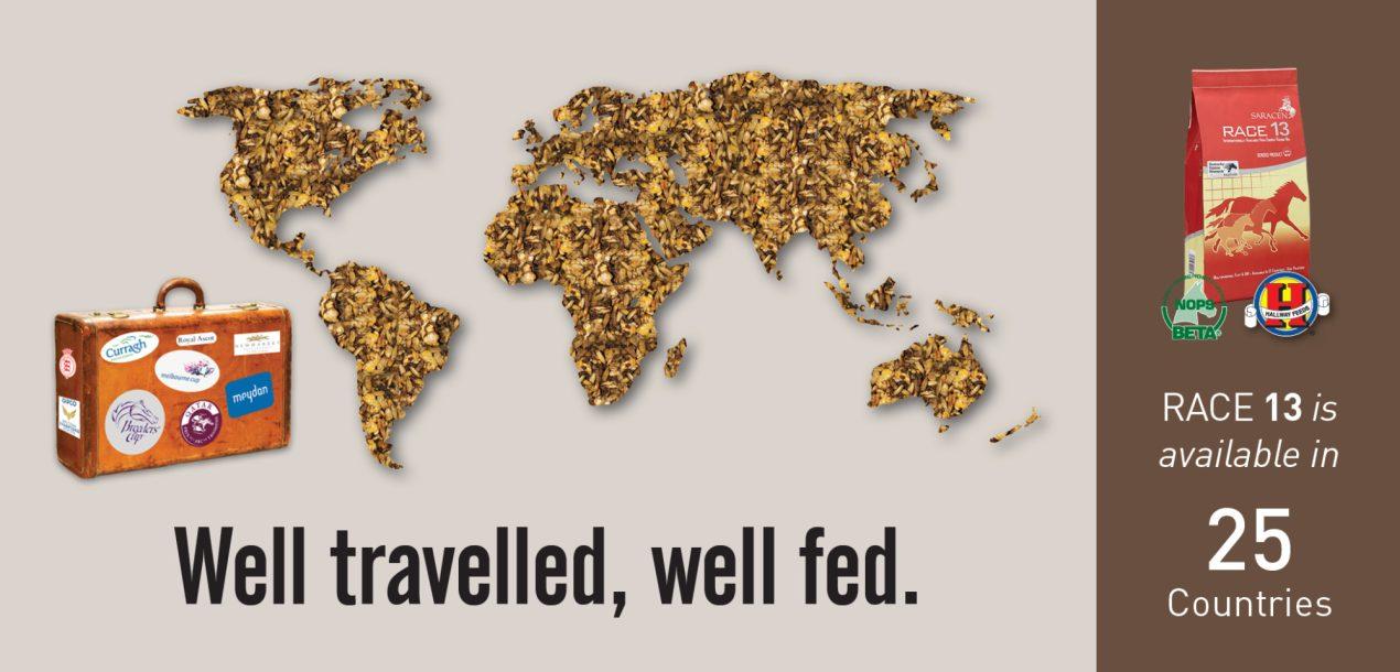 Saracen 2021 Suitcase Advert Facebook Website Header updated