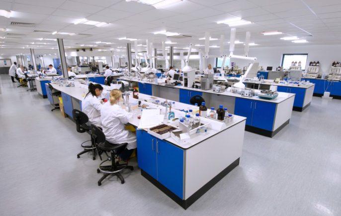 Wet chemistry lab 1