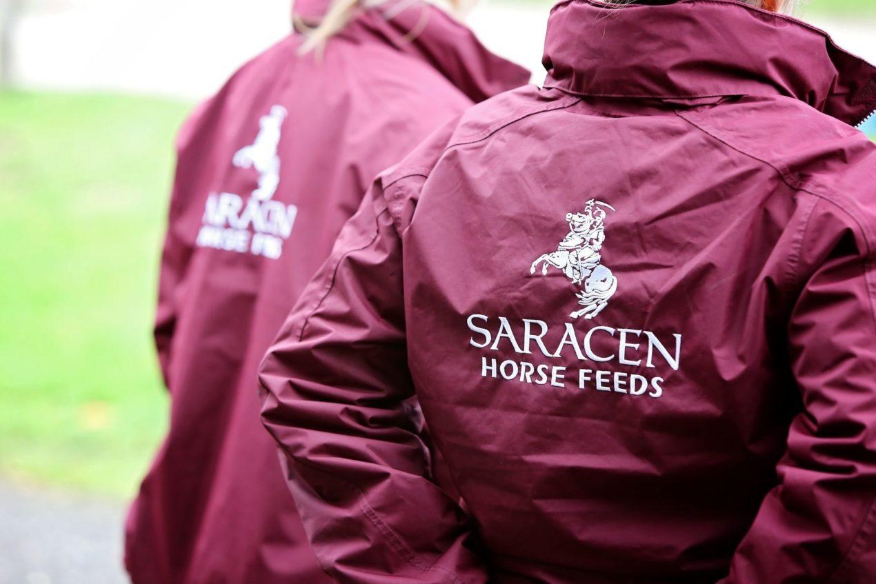 Saracen team jackets