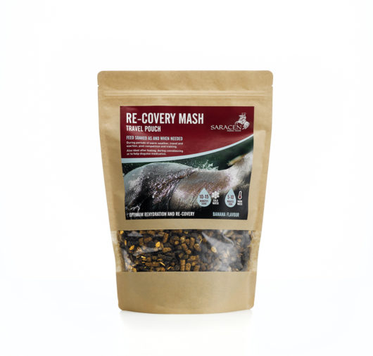 'RE-COVERY MASH Travel Pouch' image