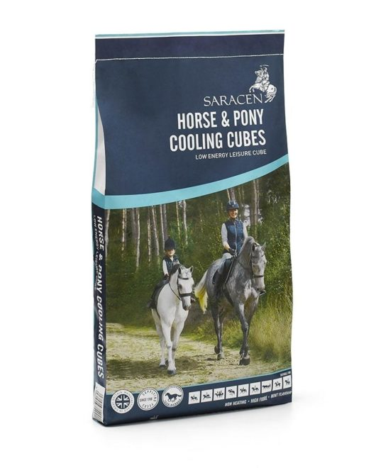 'HORSE & PONY COOLING CUBES' image